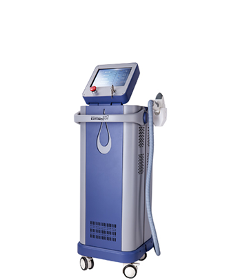 Professional 808nm Diode Laser Permanent Hair Removal System
