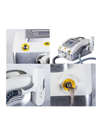 Portable Nd YAG Laser Tattoo Removal K-006
